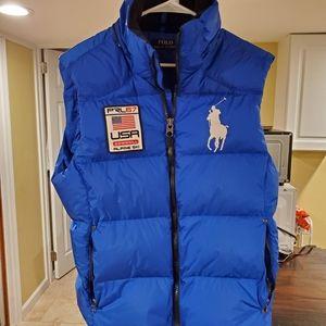 PRL 67 USA Downhill ski Winter Vest